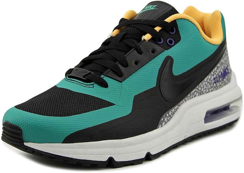 Nike [801728-038 AIR MAX LTD 3 MOD Mens Sneakers NIKEBLACK EMRLD Green