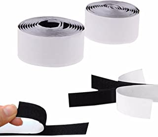 AERO Hook and Loop Tape with Adhesive 50mm x 2m - Black (Hns CODE-59069990)