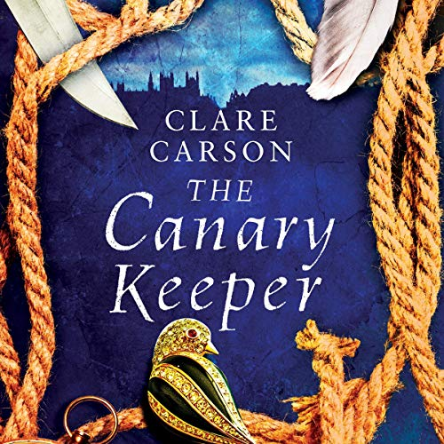 The Canary Keeper audiobook cover art