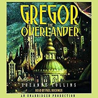 Gregor the Overlander cover art