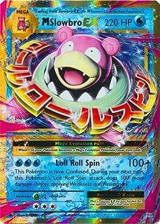 Pokemon - Mega-Slowbro-EX (27/108) - XY Evolutions - Holo