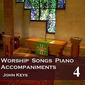 Worship Songs, Vol. 4 (Piano Accompaniments)