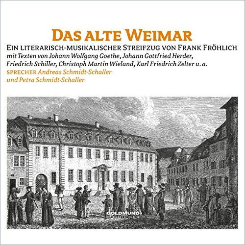 Das alte Weimar audiobook cover art