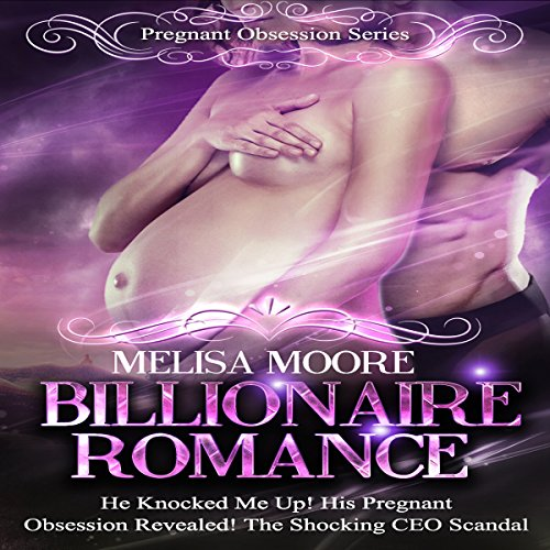 Billionaire Romance audiobook cover art