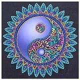 Diamant Malerei - Speziell geformte Bohrer Mosaik