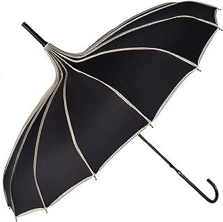 Skydiving Silhouette Automatic Tri-Fold Umbrella Parasol Sun Umbrella Sunshade