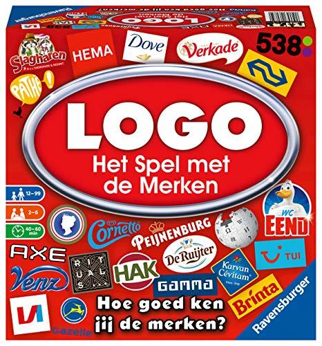 Ravensburger 260850 Logo spel