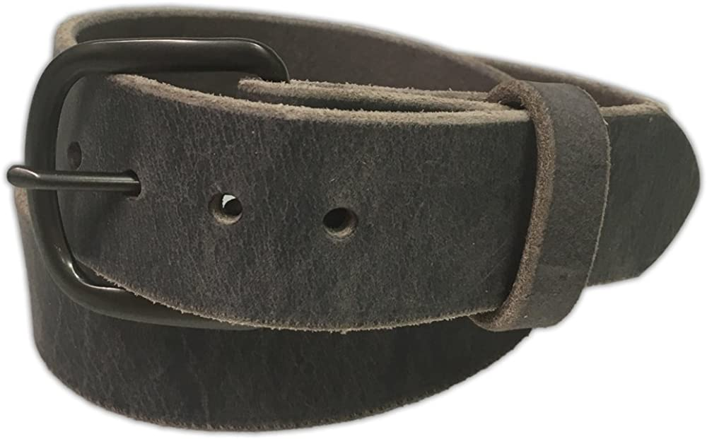 Men's Distressed Jean 2021new shipping free shipping Belts Crazy Leather Horse Max 89% OFF Water Buffalo