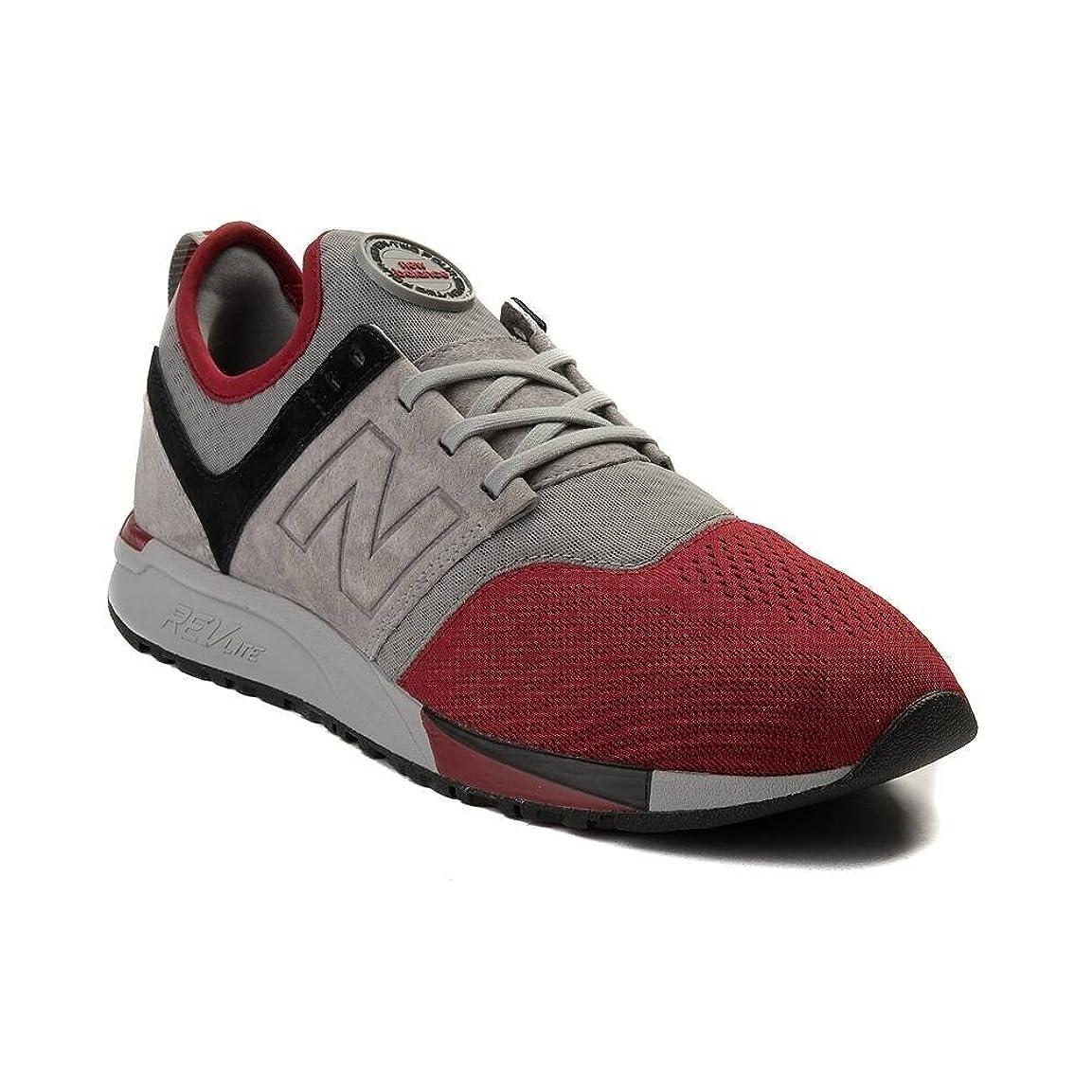マディソン消毒剤上院議員[New Balance(ニューバランス)] 靴?シューズ レディーススニーカー Mens New Balance 247 Athletic Shoe [並行輸入品]