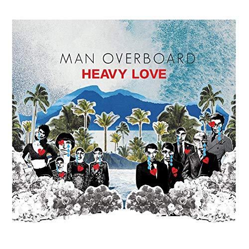 Man Overboard - Heavy Love [Disco de Vinil]