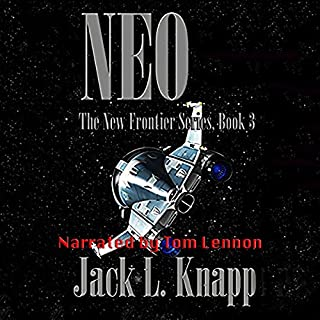 NEO: Near Earth Objects audiobook cover art