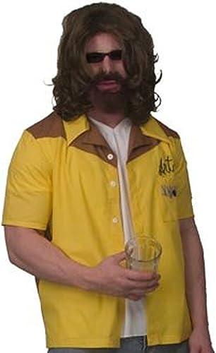 disfruta ahorrando 30-50% de descuento The The The Big Lebowski The Dude Art Bowling Shirt Replica Adult X-Large  gran descuento