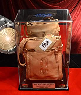 Star Wars Screen-Used PROP Costume SHOULDER BAG from the NEW! Star Wars IX: Rise of Skywalker, COA Case UACC