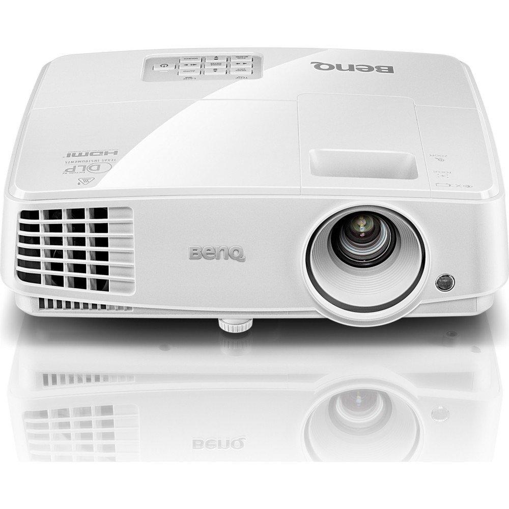 BenQ MS527, Proyector DLP 3D (SVGA, 3D, HDMI), HDMI+VGA, 3300 ...