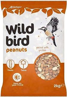 Armitage Wild Bird Peanuts 2kg Wild Bird Feed