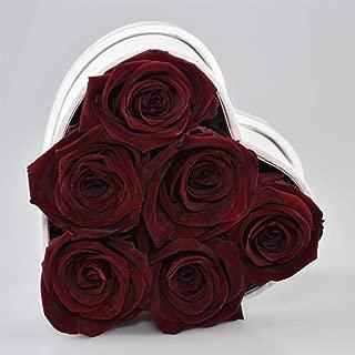 the luxury box roses