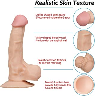 WCJ Dildo Suction Cup with Suction Body Multi-Directional Manual Massage Health Adult Unisex Sex Toys T-Shirt