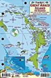 Great Abaco Island Bahamas Dive Map & Reef Creatures Guide Franko Maps Laminated Fish Card