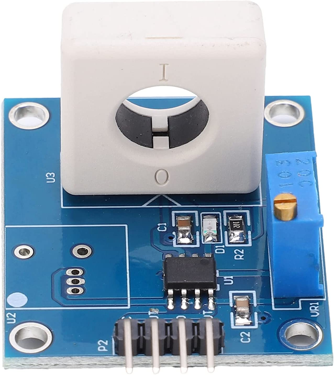 753 1Pcs Hall Effect Sensor Module Ind Range 35A 2021 model with Oklahoma City Mall LED