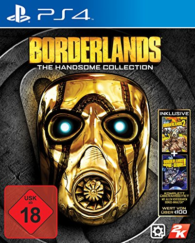 Borderlands: The Handsome Collection - [Playstation 4]