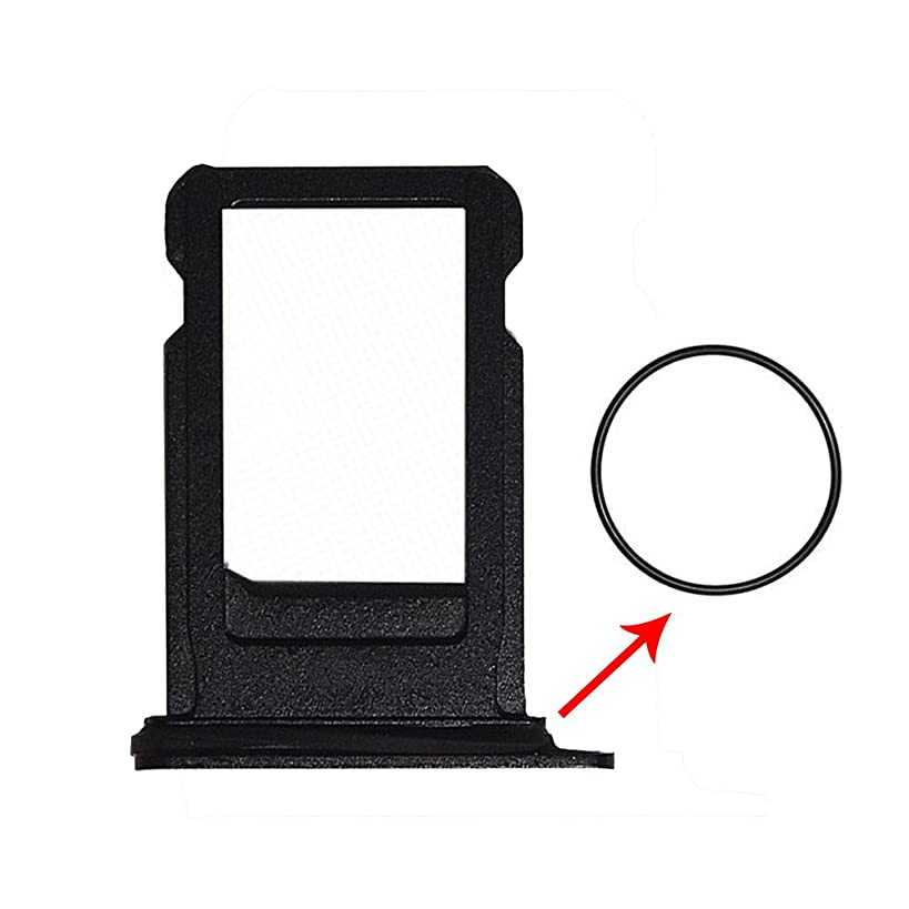 Afeax Compatible with iPhone SIM Card Tray Holder Replacement for iPhone 7 4.7