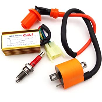 Dirt Bikes X-PRO Performance Ignition coil for 200cc-250cc ATVs