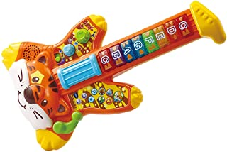 VTech Safari Sounds Guitar, Baby Musical Toy with Songs, Melodies and Animal Sounds, Fun and Colourful Musical Toys for Ch...