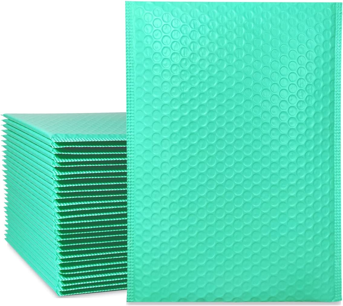 Edvision 32Pcs 10.5 Max 72% OFF x 16 Cheap mail order specialty store Inch Self Pad Poly Mailers Bubble Seal