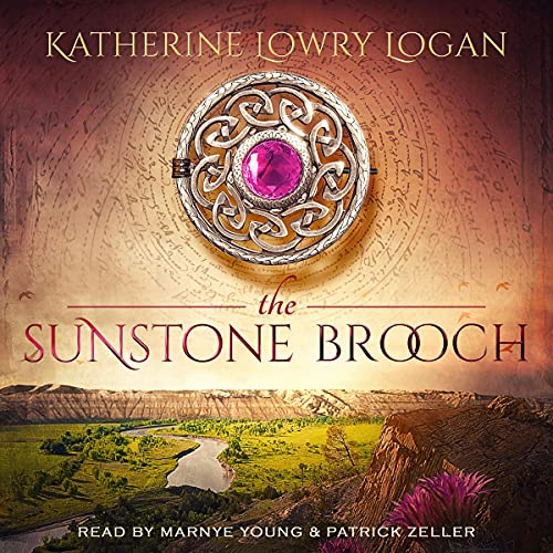 The Sunstone Brooch cover art