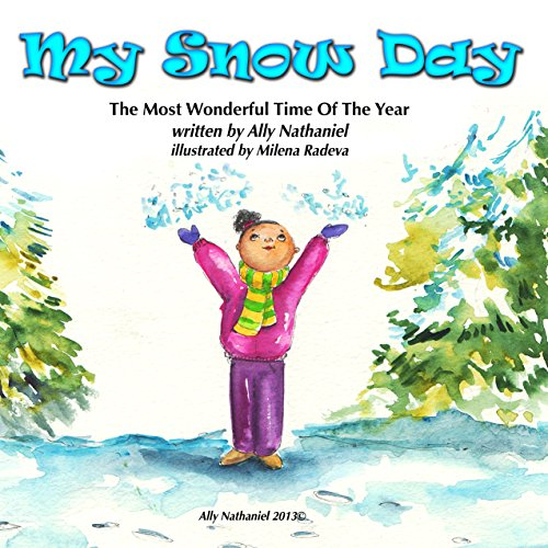My Snow Day audiobook cover art
