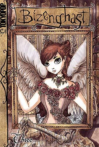 Bizenghast manga volume 3