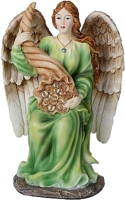 Pacific Giftware Angel of Abundance Prosperity Positive Energy Abundia Angel de la Abundancia Prosperidad Collectible Figurine