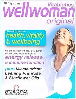 Vitabiotics Wellwoman Capsules 30's