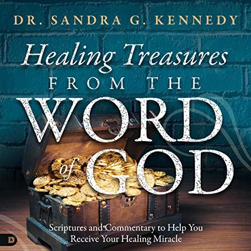 Healing Treasures from the Word of God cover art