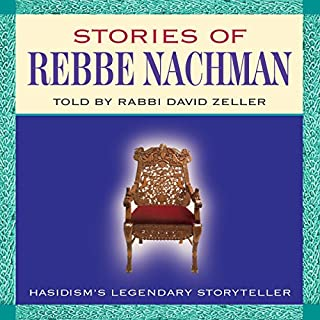 Stories of Rebbe Nachman audiobook cover art
