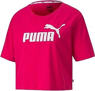 PUMA Women's Essentials+ Cropped T-Shirt