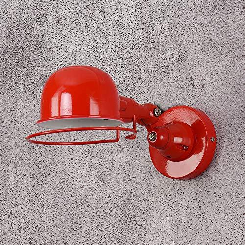 Wandlamp e14 mechanische arm Frankrijk Jielde wandlamp Reminisce verzonken dubbel vintage vouwstang zonder schakelaar glans