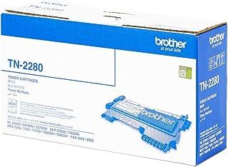 BROTHER Genuine TN-2260 Standard Yield Black Ink Printer Toner Cartridge