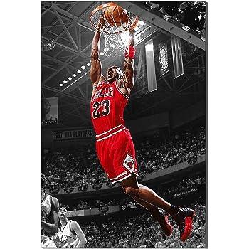 Poster XXL Michale Jordan Slam Dunk Contest, en vente sur