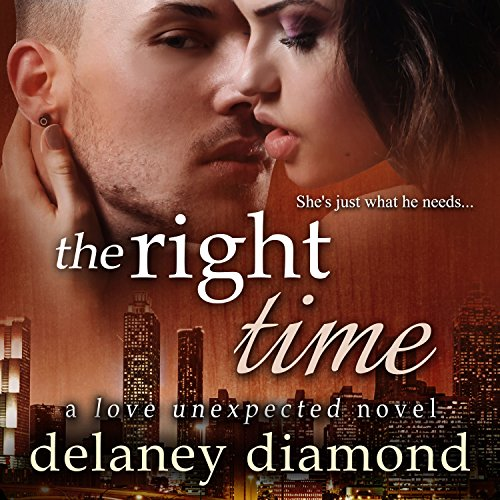 The Right Time (Love Unexpected Book 4) Titelbild