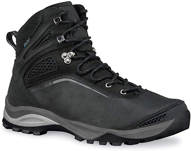 Vasque Men's Canyonlands UltraDry Hiking chaussures, Jet noir Magnet, 9M