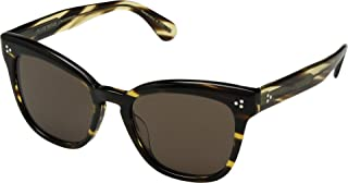 Oliver Peoples Women's Marianela Cocobolo/Brown Lens One Size