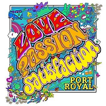 Love Passion Satisfaction