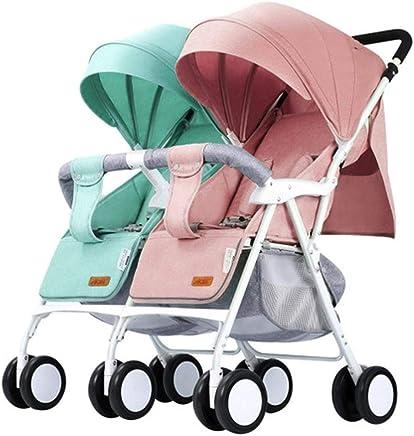 Amazon.es: Doble - Carritos con capazo / Carritos y sillas de paseo ...