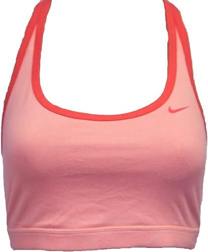 Nike Indy Racerback Bra - Bright Peach Sunburst Sunburst Taille XL