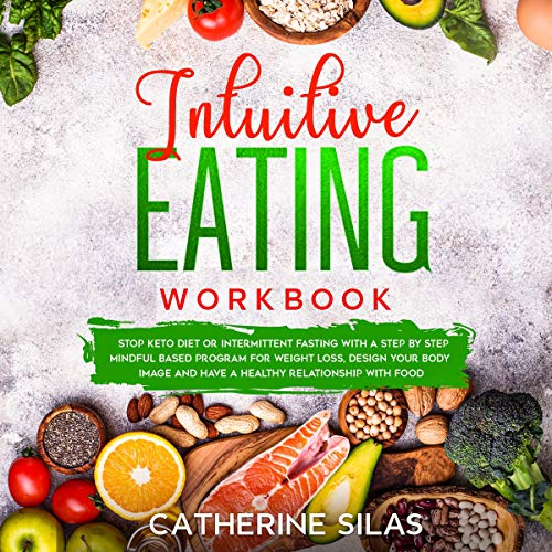Intuitive Eating Workbook cover art