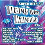 Super Hits 34 [16-song CD+G]