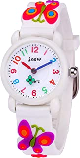 3D Lovely Waterproof Kids Watch for Boys and Girls