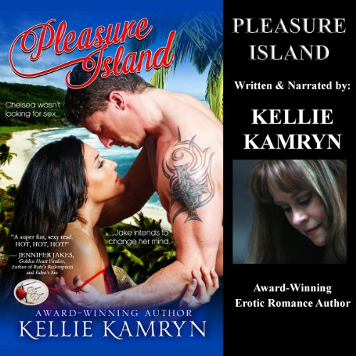 Pleasure Island audiobook cover art