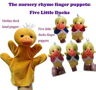 ZhinderLand The Nursery Rhyme Finger Puppets for